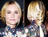 Get The Look: Diane Kruger's Braid-Within-A-Braid