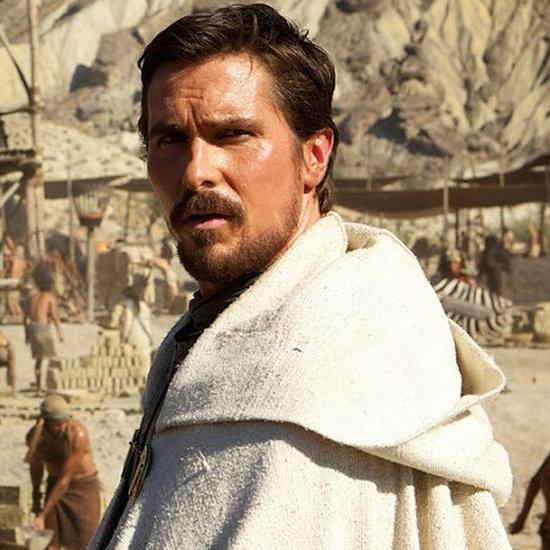 Christian Bale and Ridley Scott's Biblical Tale Looks Pretty Rad