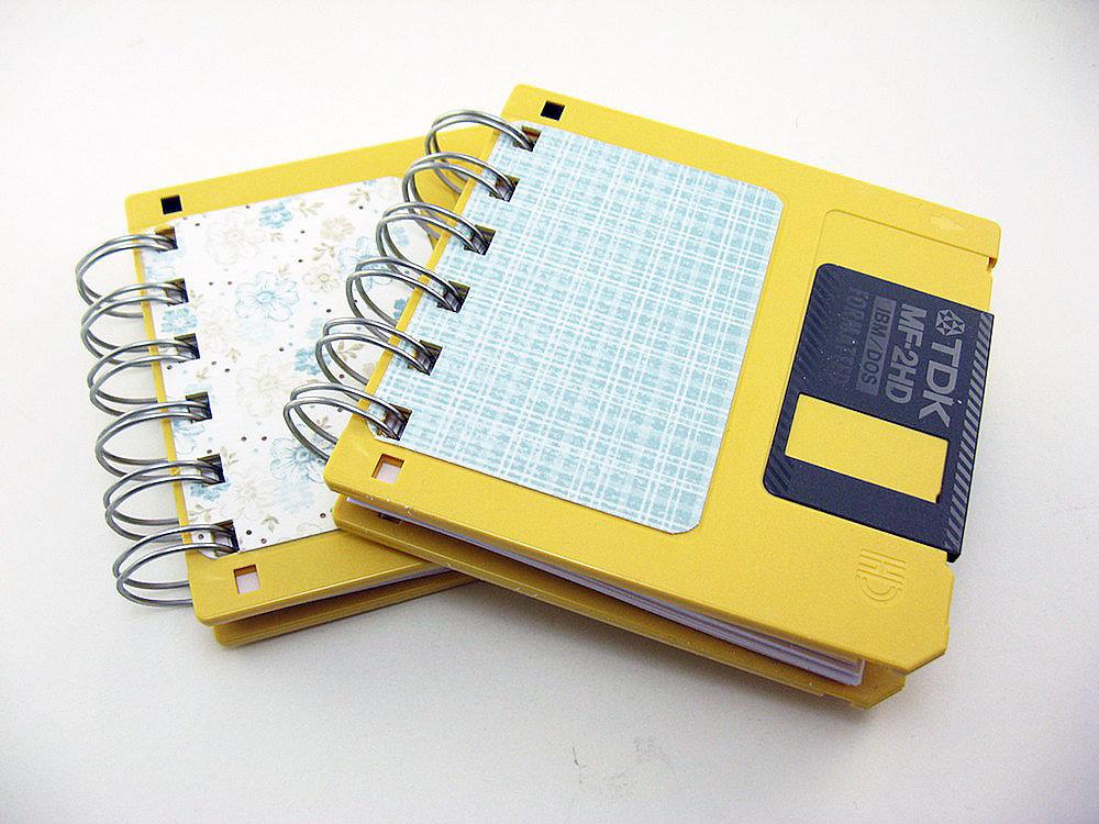 Make a mini notebook