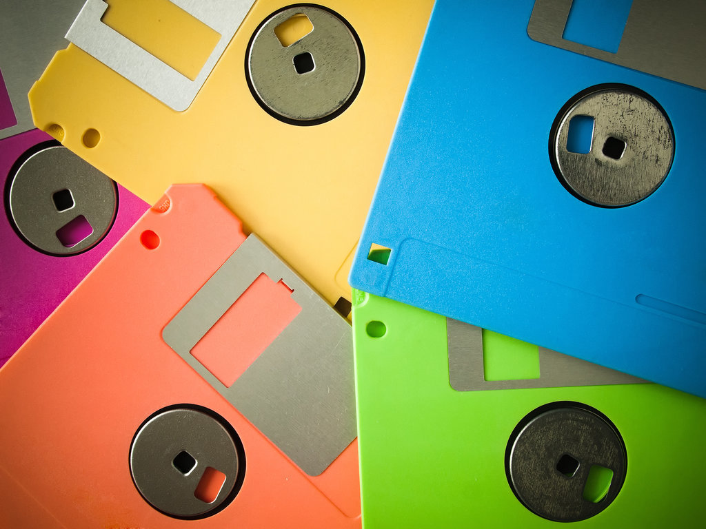 10 Ways to Make Floppy Disks Fresh Again