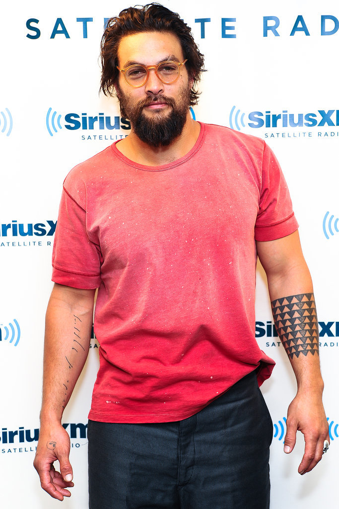 Jason Momoa as Arthur Curry/Aquaman
