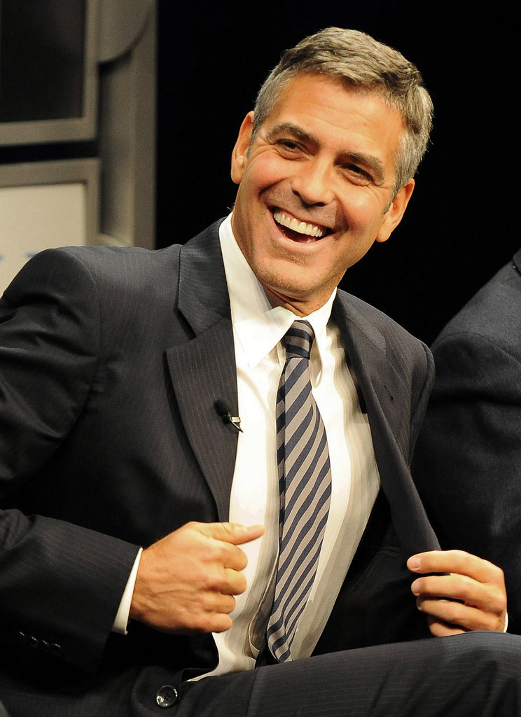 Here's Why You Don't Want to Ever Mess With George Clooney