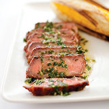 Argentine Steak With Chimichurri