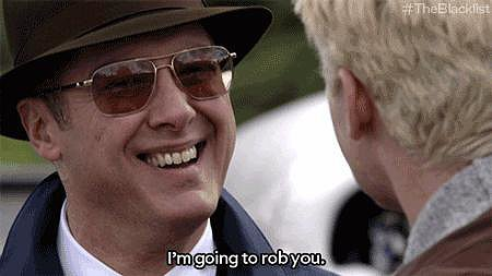 James Spader, The Blacklist