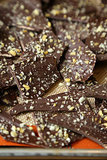 Pop Rocks Chocolate Bark
