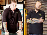 How Pawn Stars's Corey Harrison Lost 192 lbs.