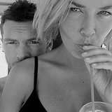 Celebrity Instagram Pictures: Lara Bingle, Miranda Kerr
