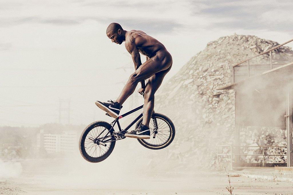Nigel Sylvester, BMX