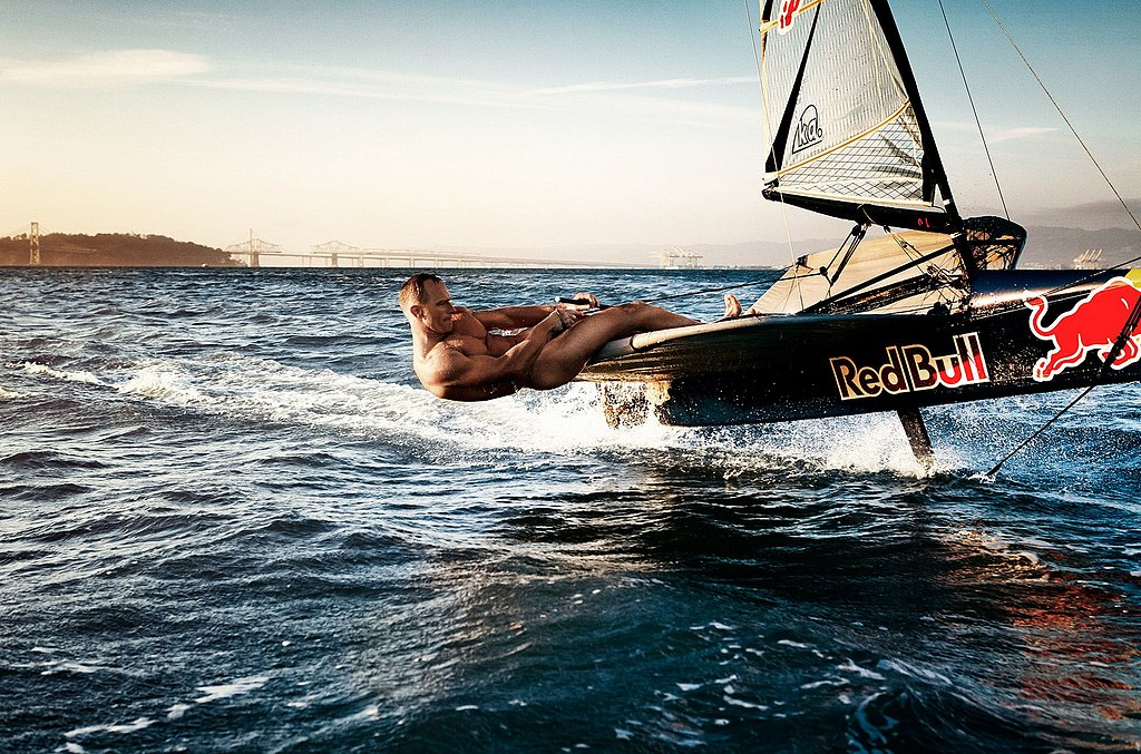 Jimmy Spithill, Sailing