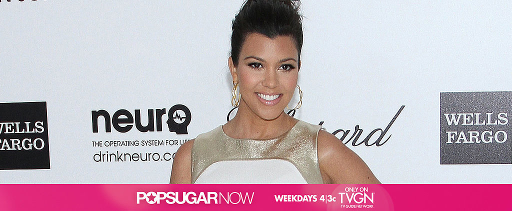 Today on POPSUGAR Now: Get Style Inspiration From Kourtney Kardashian