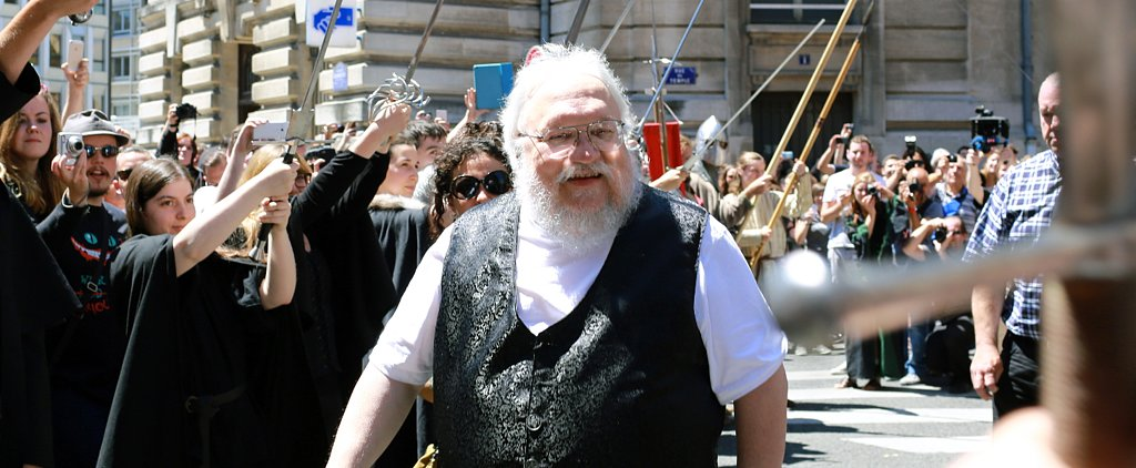 27 Fun Facts About the Author of Game of Thrones