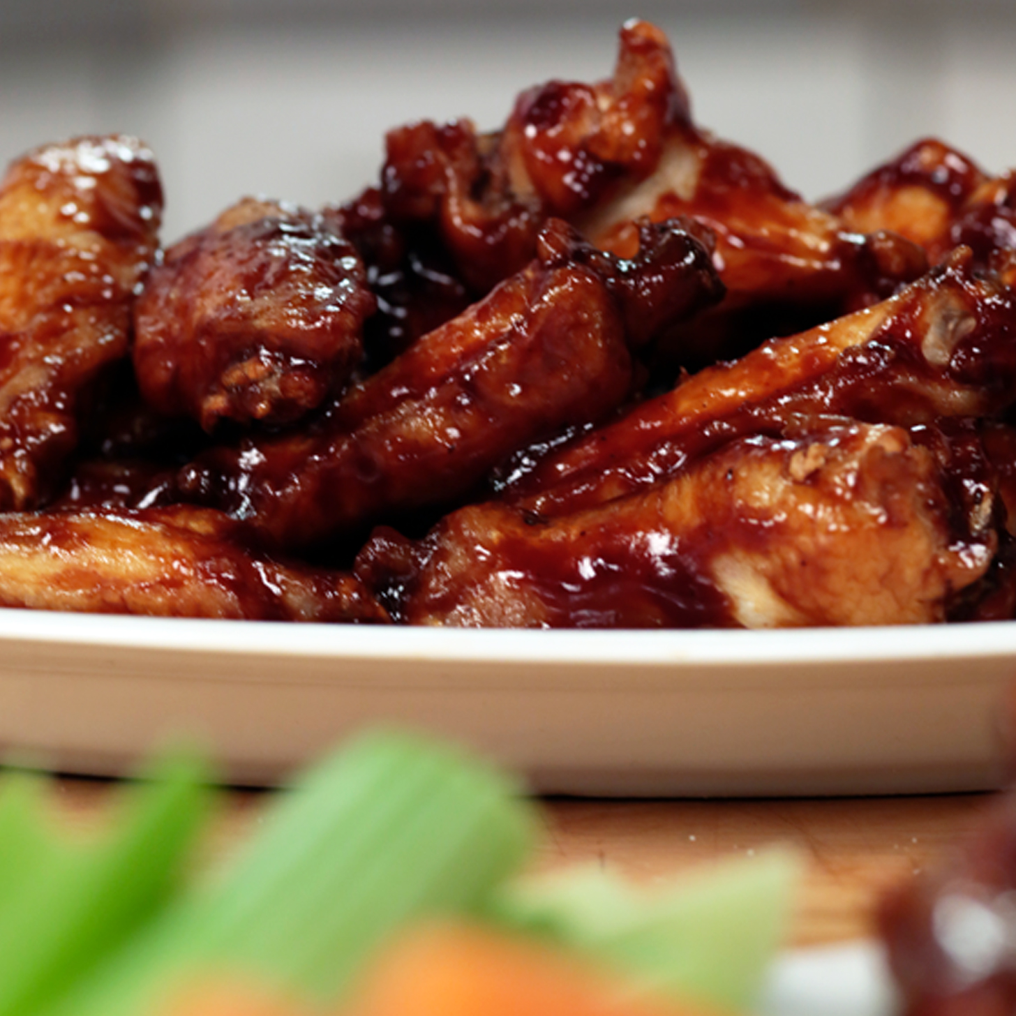 Honey Wings Recipe — Dishmaps