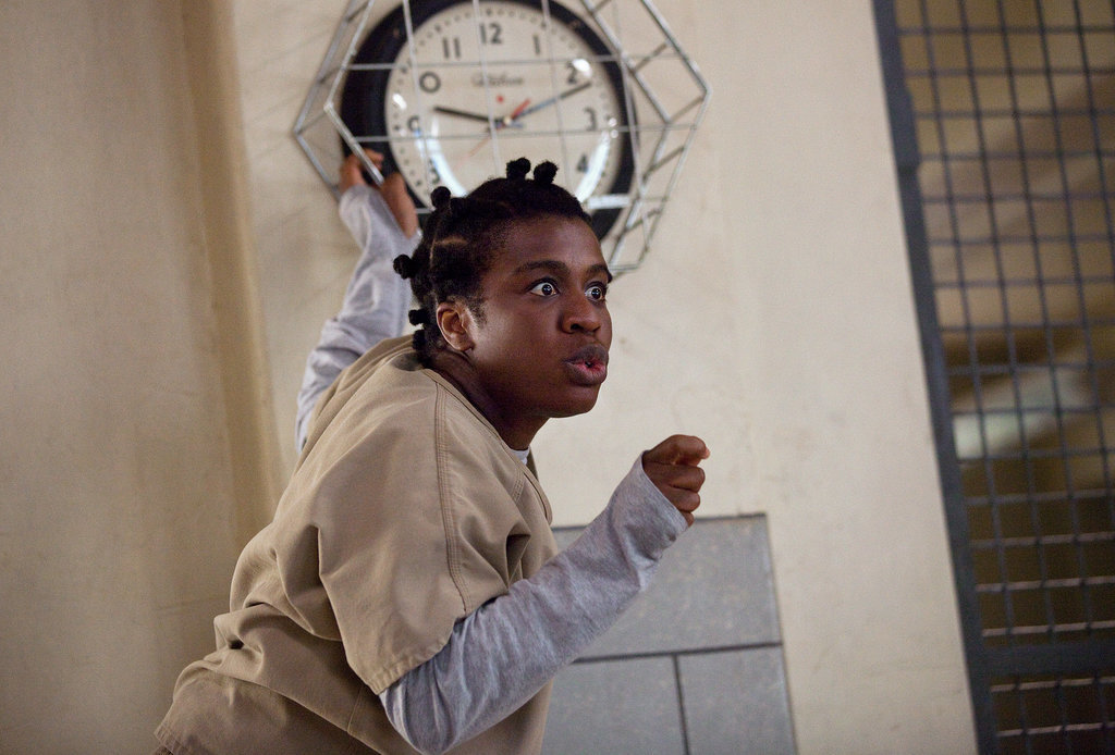 Why Orange Is the New Black's Uzo Aduba Deserves the Emmy