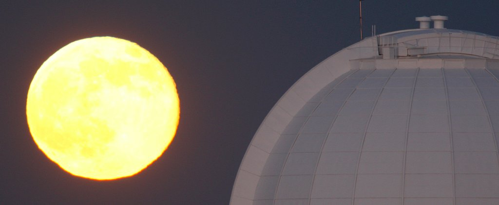 The Only Pictures of the Supermoon You Need to See
