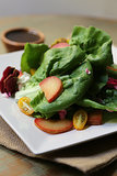 Pluot Salad