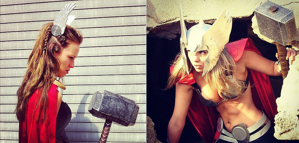 Hammer Time: The Most Bad Ass Lady Thors On The Internet