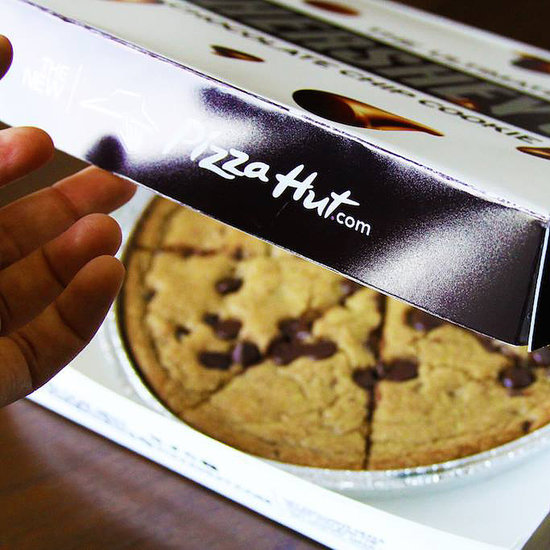 Pizza Hut's Pizza Cookie