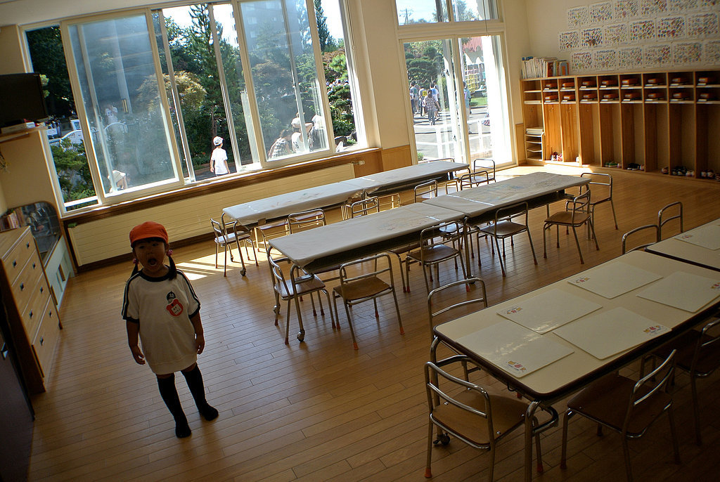 Visit the School and Classroom Before School Starts