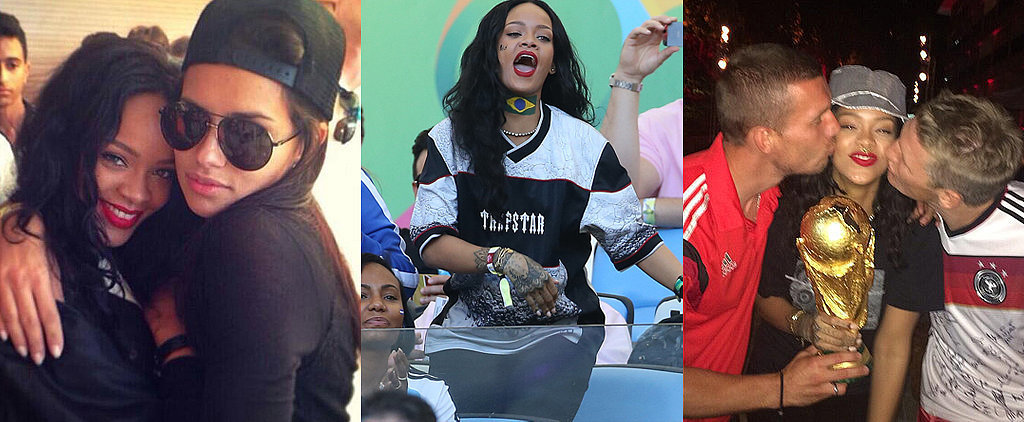 Why Rihanna Was the Real Winner at the World Cup