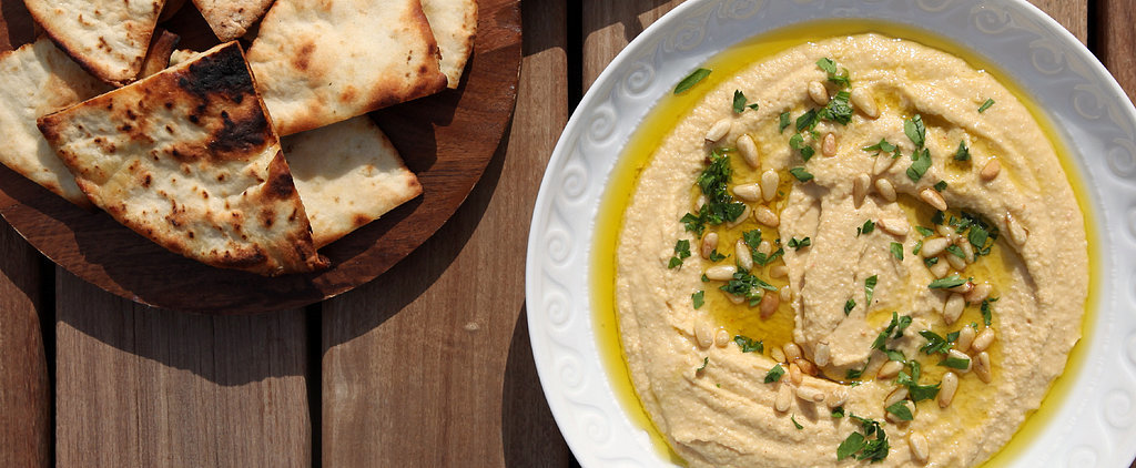 How to Take Hummus From Sad Store-Bought Tub to Party-Ready