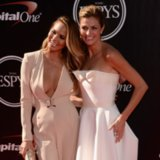 Celebrities at the 2014 ESPY Awards Red Carpet