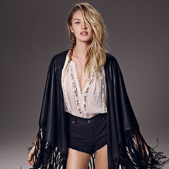 Candice Swanepoel Modelling For Free People