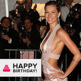 Ring the Alarm: Gisele Bündchen's 11 Sexiest Looks of All Time