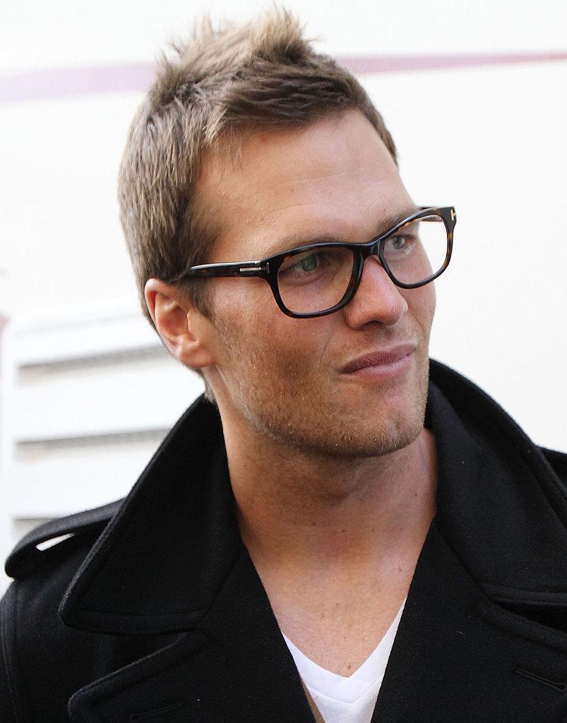 Hot athletes wearing glasses pictures popsugar celebrity