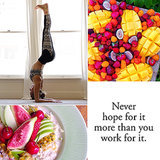 Health And Fitness Food Bikini Bodies Instagram Inspiration