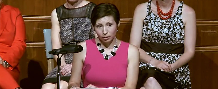 Mom Delivers Moving Speech About Raising a Transgender Child