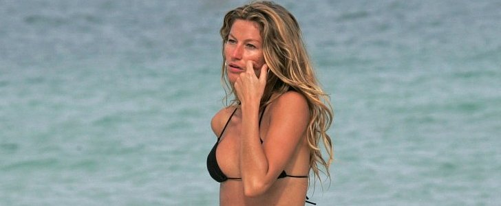 Gisele Bündchen's $386 Million Bikini Body From Every Angle