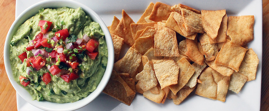 A Low-Fat, High-Protein Guacamole Hack No One Will Taste