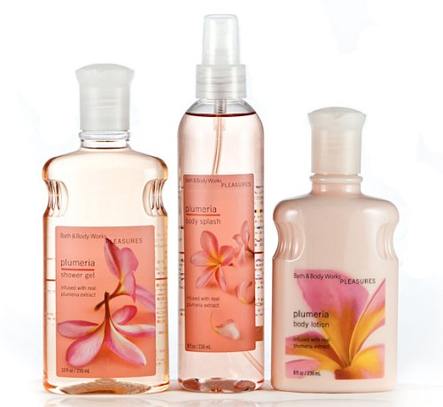 Bath and Body Works Plumeria Scent