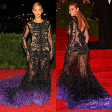 Beyoncé in Givenchy at the 2012 Met Gala