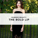 Summer Beauty: The Bold Lip