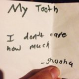 Funny Letters to the Tooth Fairy