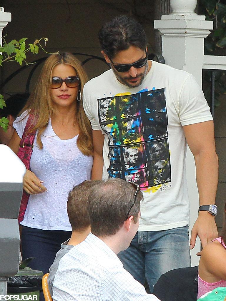 Exclusive: Sofia Vergara and Joe Manganiello Are Even More Gorgeous ...
