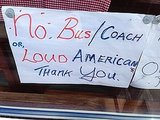 Ireland Cafe Bans All 'Loud American' Tourists
