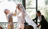 See the Stunning Wedding Dress That Mary-Kate and Ashley Olsen Designed!