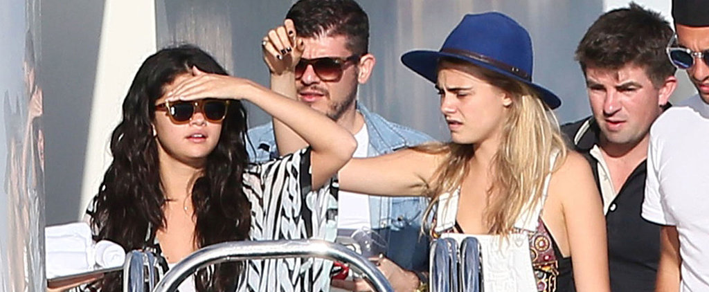 Are Selena and Cara the New Taylor and Karlie?