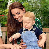 Prince George's First Birthday Portraits | Pictures