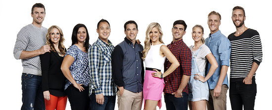 The Block Glasshouse: Meet the Teams!