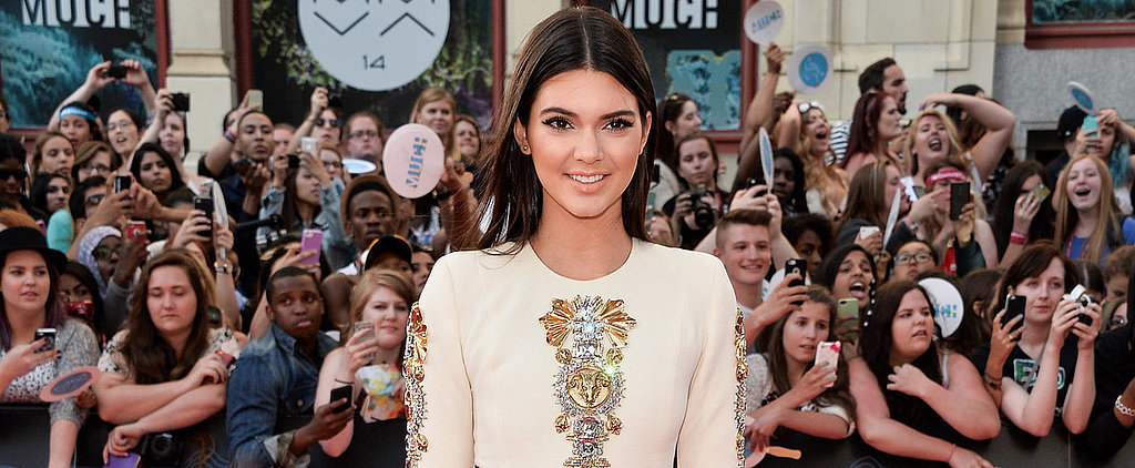 Speed Read: Kendall Jenner Poses Topless