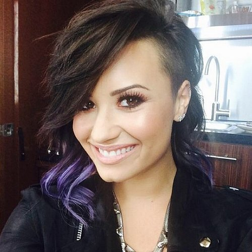 Demi Lovato Debuts Yet Another Hair Color Update on Instagram