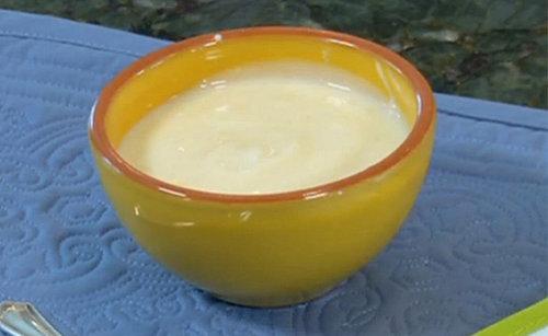 Chickpea Yogurt