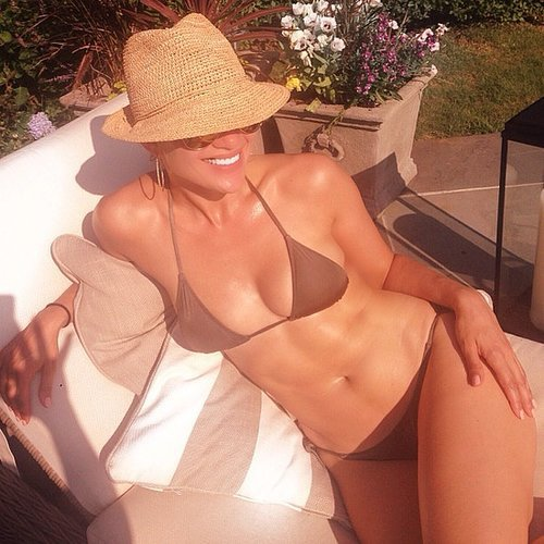 Celebrities in Bikinis on Instagram | 2014