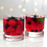 Mixed-Berry Cocktail