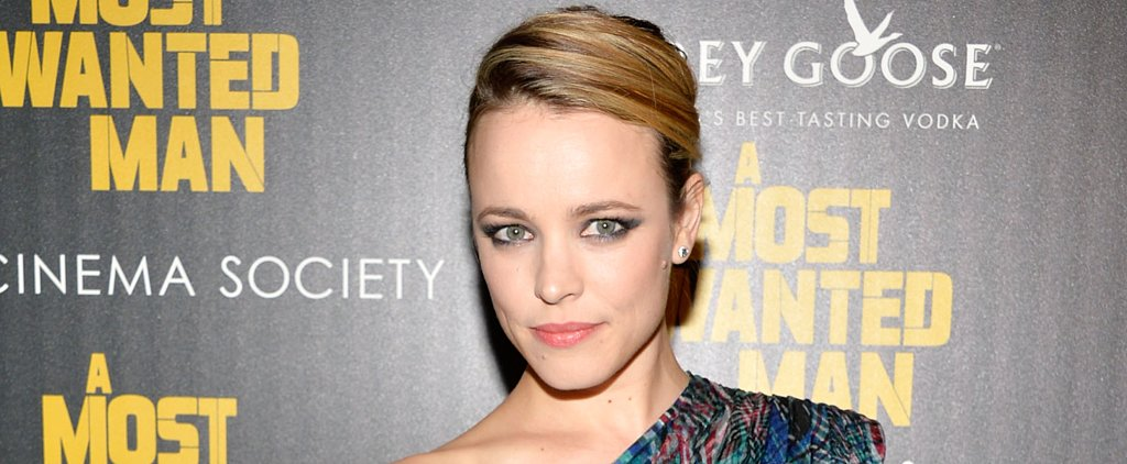 Rachel McAdams's Sultry Smoky Eye Is Our New Girls'-Night Obsession