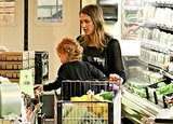 "Jessica Alba reveals her family's ""food philosophy"""