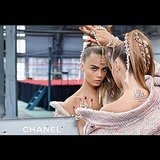 Cara Delevingne Karl Lagerfeld Chanel Video 2014